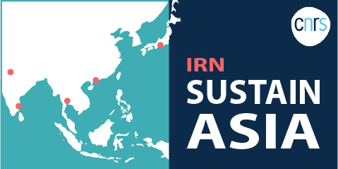 Logo de l'IRN SustainAsia