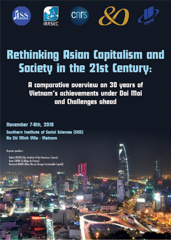 Affiche de Rethinking Asian Capitalism and Society in the 21st Century